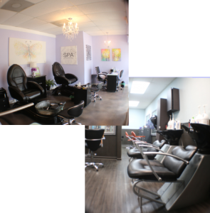 Salon Anue, located in the heart of Port St. Lucie